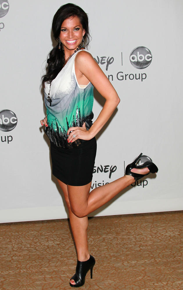 """Melissa Rycroft Makes Finals of """"Top Reality Stars in Dallas"""""""