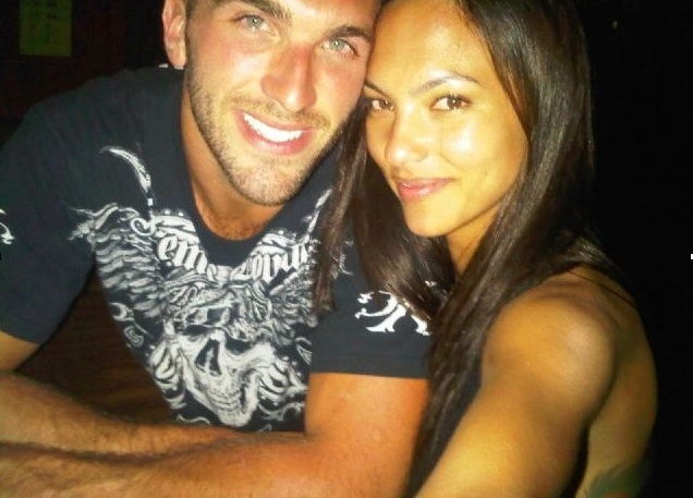 Jesse Beck Shows Off Hot New Girlfriend