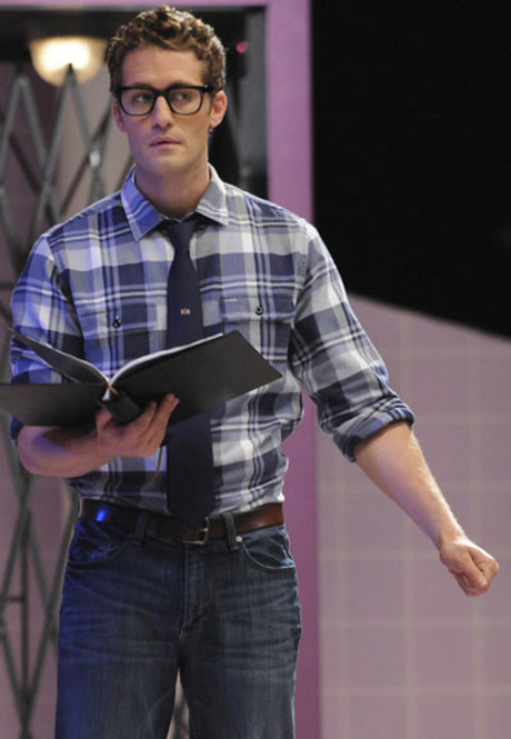 Glee Gets Heat from GLAAD