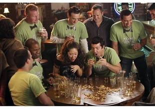 Drunk Docs and a BFF Hookup: Recap of Grey's Anatomy Season 7, Episode 9