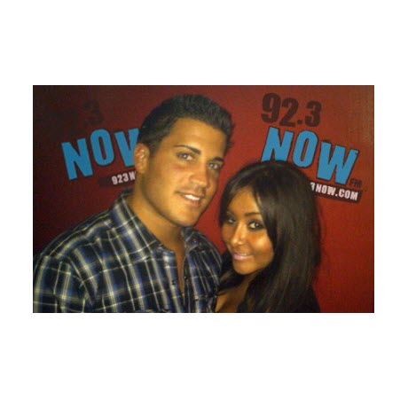 Snooki's New Boyfriend Lets Her Be the Star