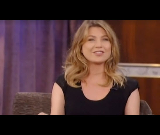Does Ellen Pompeo Have 6 Toes?