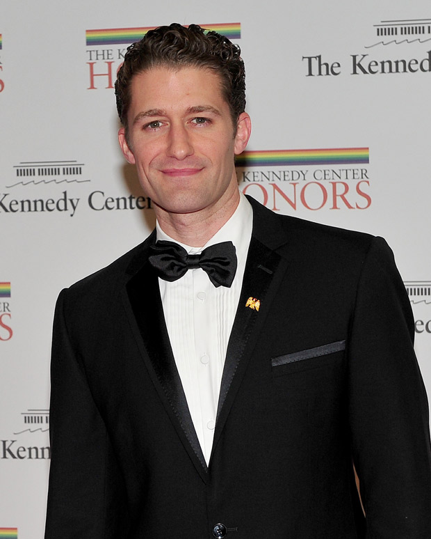 "Matthew Morrison on Glee's Super Bowl Episode: It's ""Wild and Crazy"""