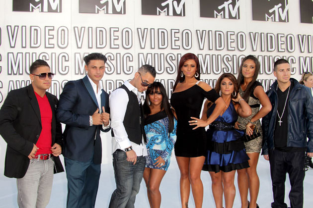 Jersey Shore Cast On Most Fascinating People of 2010