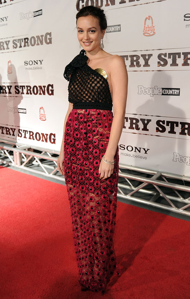 Steal Her Look: Leighton Meester's 'Country Strong' Premiere Ensemble