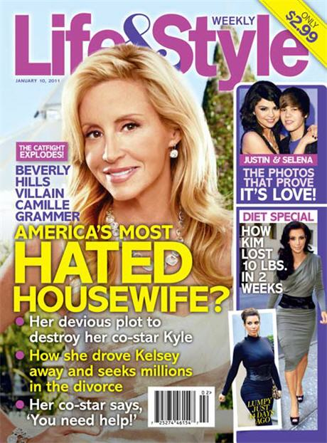 Is Camille Grammer the Most Hated Real Housewife of All Time?