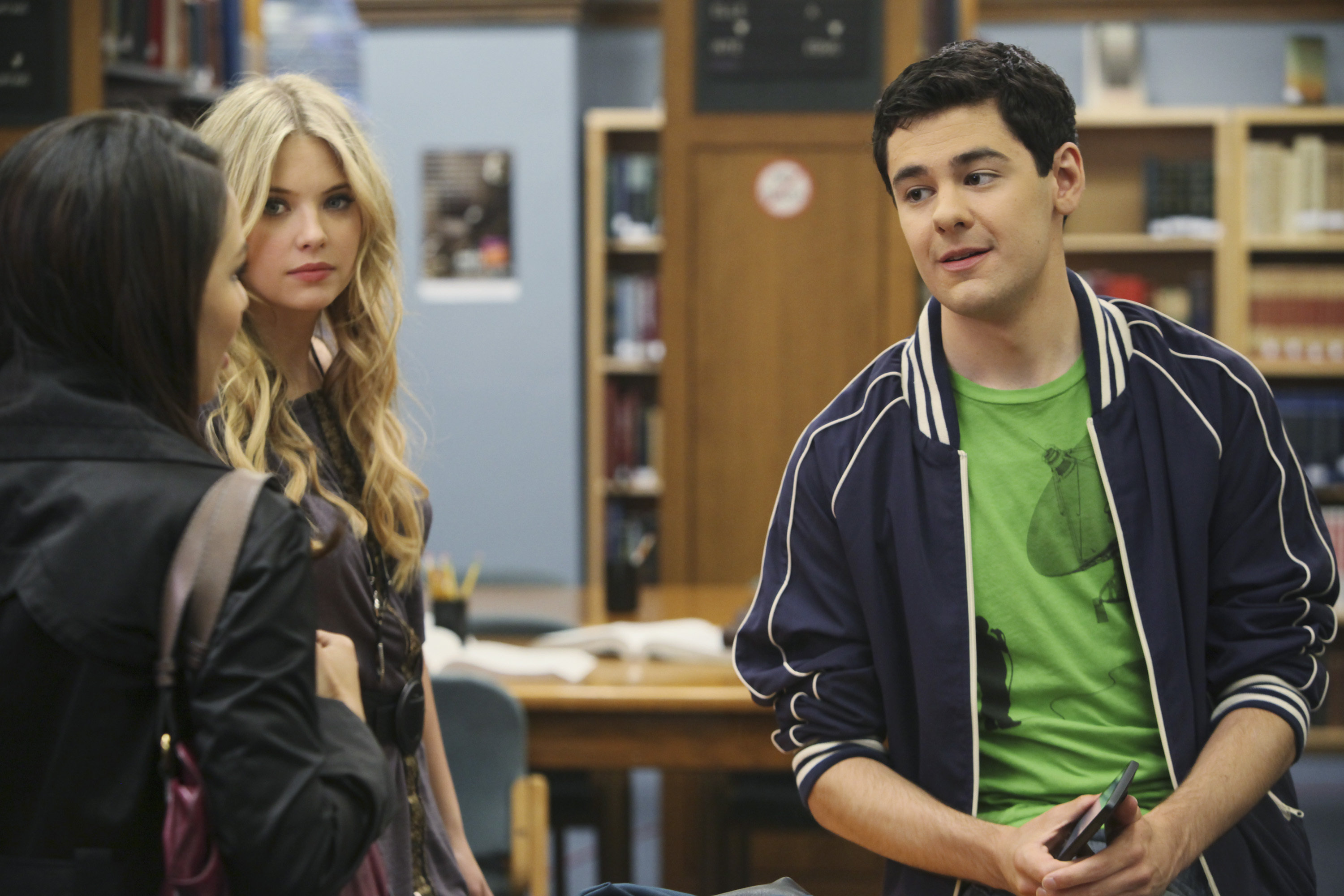 Brendan Robinson Was Almost Aria's Kid Brother!