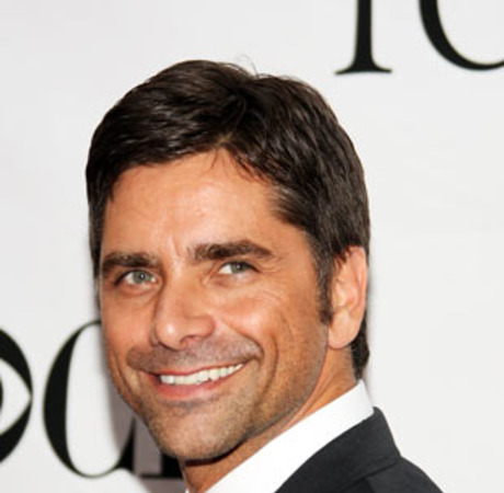 John Stamos on His First Glee Appearance