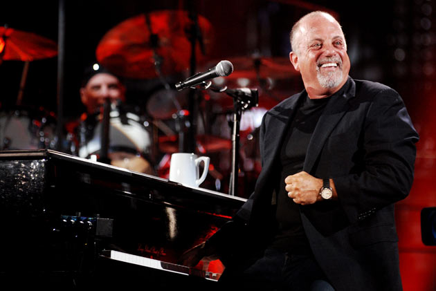 Billy Joel Gives Glee Permission to Use His Entire Catalog