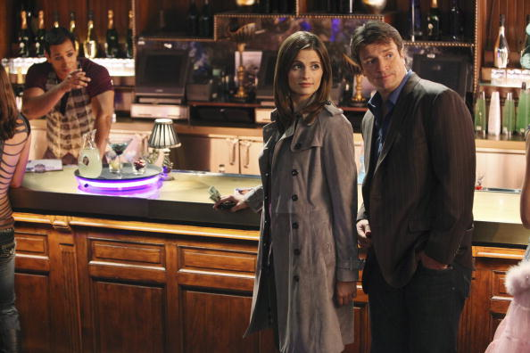 """Castle Power Rankings for Episode 3.1, """"A Deadly Affair"""""""