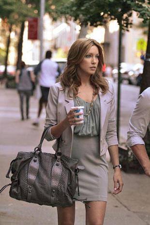Katie Cassidy Won't Be Gossip Girl