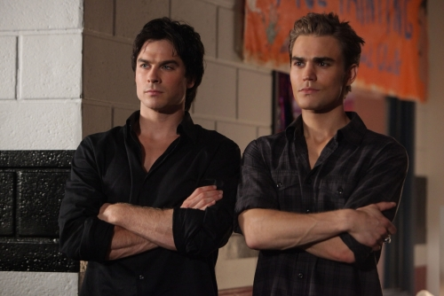 TV Squad Interview: Is Ian Somerhalder on Team Elena or Team Katherine?