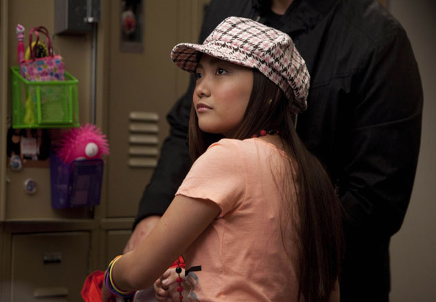 First Look at Charice on Glee
