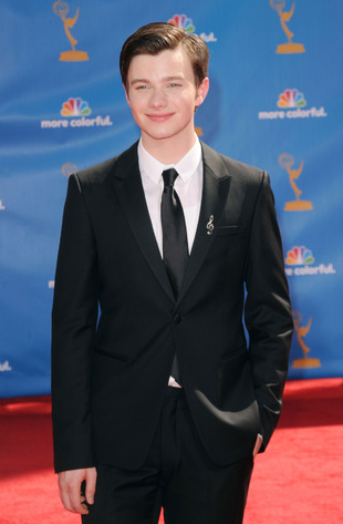 Chris Colfer's First Movie Gets a Director