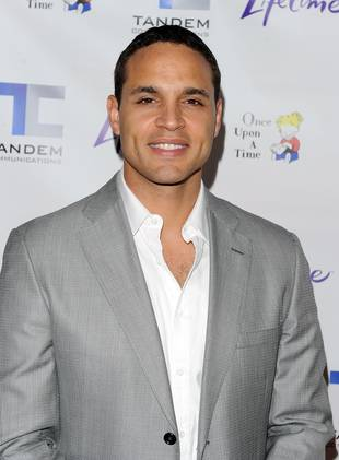 Dr. Bailey's New Love Interest Daniel Sunjata Is Someone to Watch in 2011
