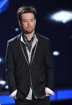 David Cook Loves Red Velvet Pancakes!