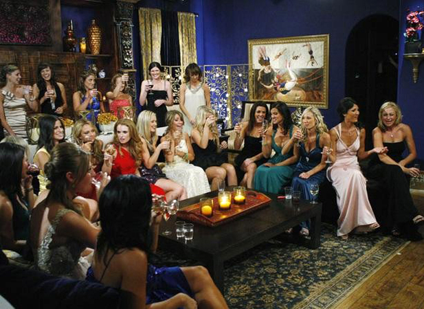 The Bachelor Season 15 Premiere Recap: Fangs for Coming Back, Brad!