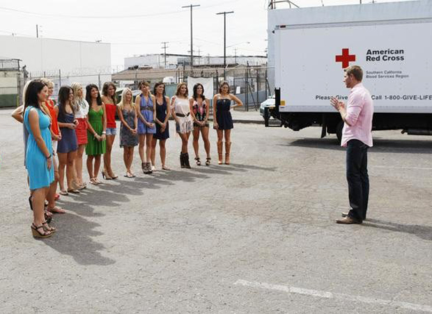 The Bachelor Date Guide: Brad's Crazy Red Cross PSA Group Date in Season 15, Episode 2