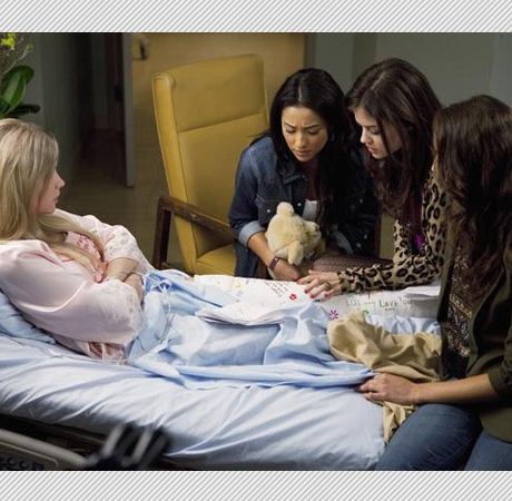 What Was Your Favorite Part of the PLL Winter Premiere?