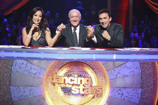 Carrie Ann Inaba & Len Goodman Defend Themselves Against Maks' Criticisms