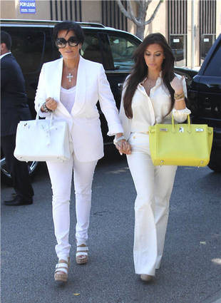 "Kris Jenner Addresses Kim Kardashian Marriage Drama: ""They'll Figure it Out"""