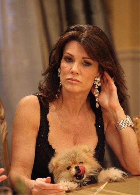 Lisa Vanderpump Reacts to Taylor Armstrong's Accusations of Betrayal