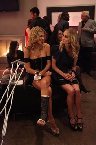 Were the Housewives Too Mean to Brandi Glanville in Season 2, Episode 4?
