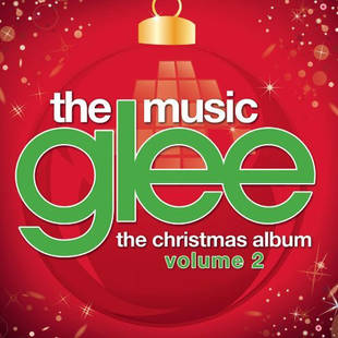 Music From Glee Christmas Album Volume 2 — in Stores Now!