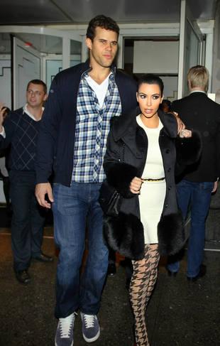 Did Kim Kardashian's Agent Drop Kris Humphries?