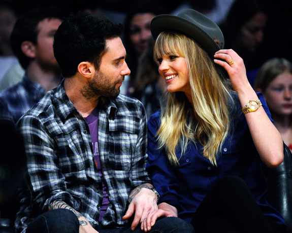 Who Is Adam Levine Dating?