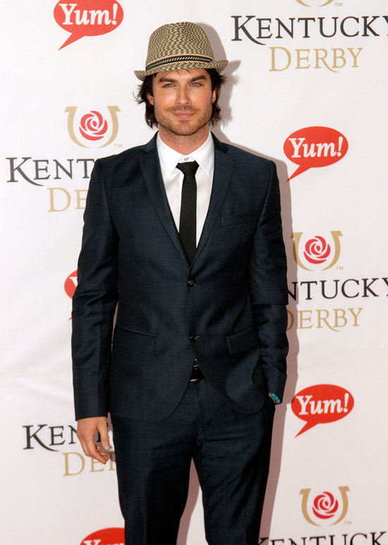 Ian Somerhalder Muses on Being in Love, Shifting Paradigms, and Buckminster Fuller
