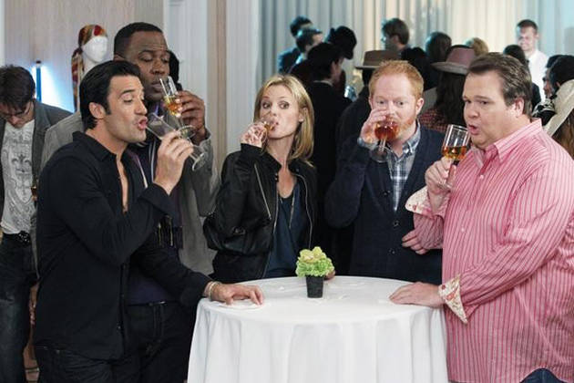 Modern Family: TV's No. 1 Scripted Show Last Week!