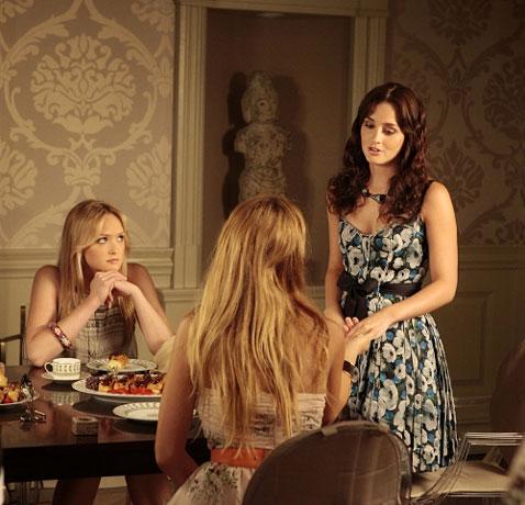 Gossip Girl Season 5 Scoop: Will Blair Move to Monaco?