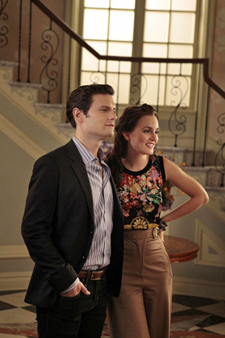 "Gossip Girl Season 5, Episode 5 Recap: Royal Pains Aplenty in ""The Fasting and the Furious"""