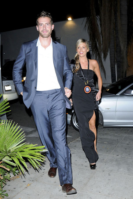 Blooming Bachelor Romance? Natalie Getz and Matt Grant Spotted Together at Fashion Show