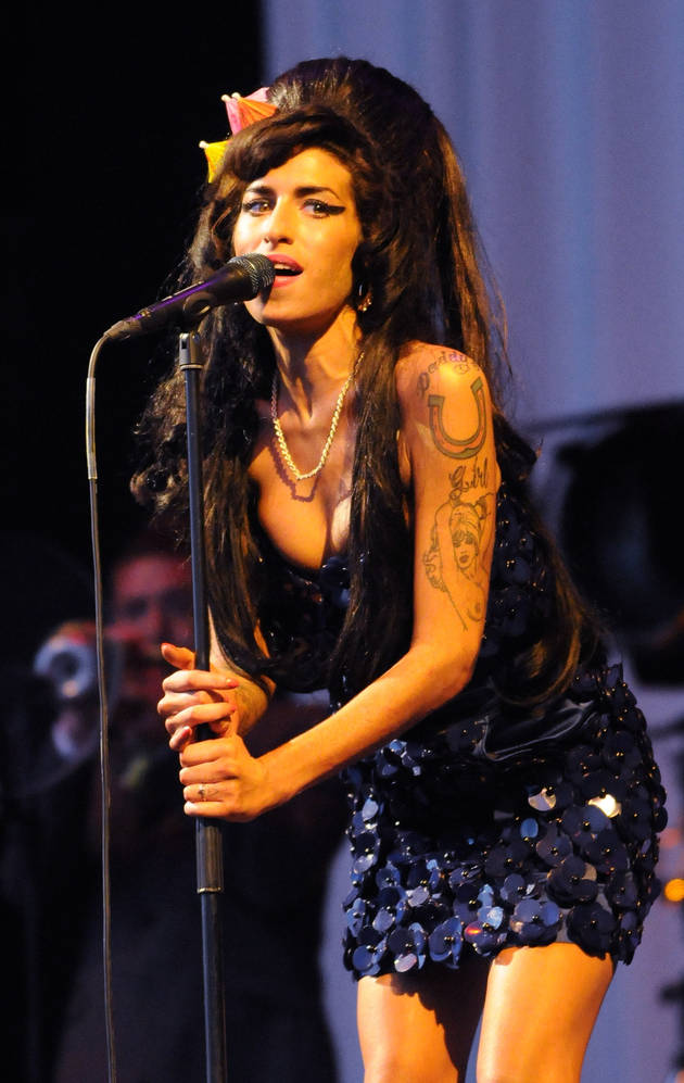 Amy Winehouse Died From Alcohol Poisoning: Coroner's Report