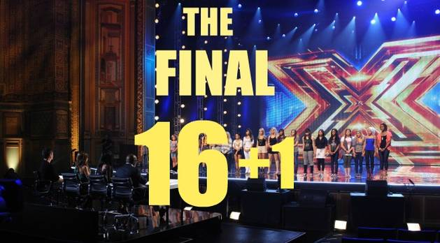 Who Are the Final 16 Contestants on The X Factor? Wait, 17?!