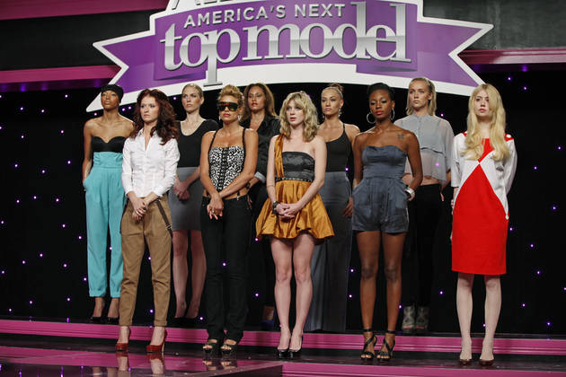 Watch! America's Next Top Model All-Stars Preview: Cycle 17, Episode 7