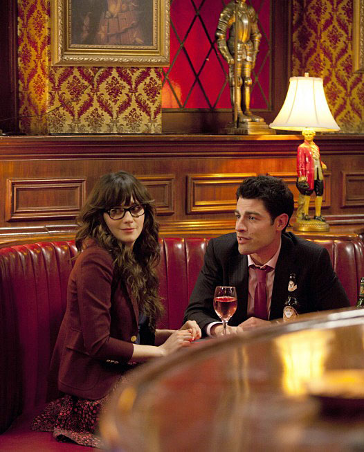 "Top 15 New Girl Pilot Quotes: ""Pink Wine Makes Me Slutty"""