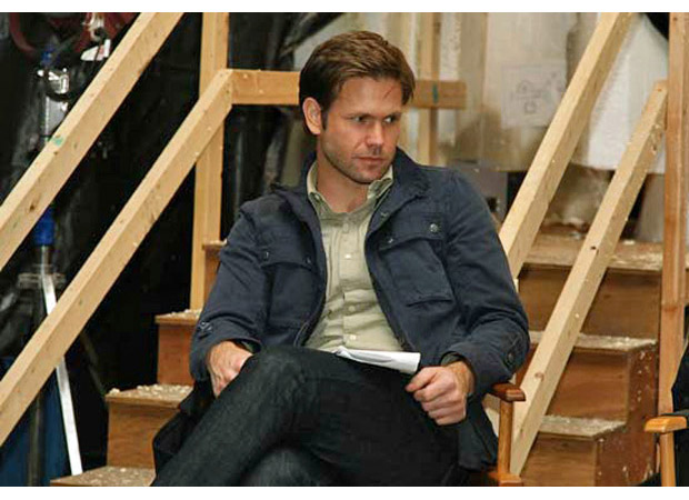 """The Vampire Diaries' Matt Davis Says He Was """"Relieved"""" to Be Free of Alaric and Jenna's Relationship"""