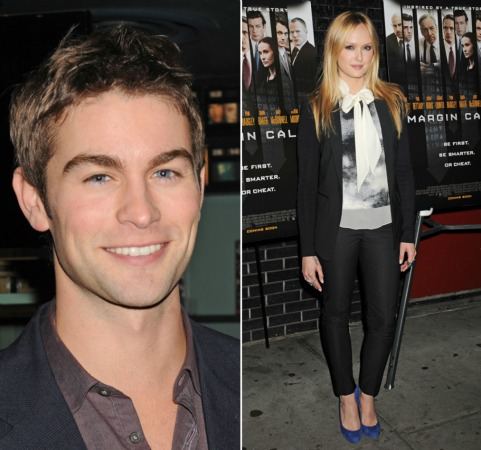 They're All Growed Up! Penn Badgley and Chace Crawford Party With Hollywood Heavyweights