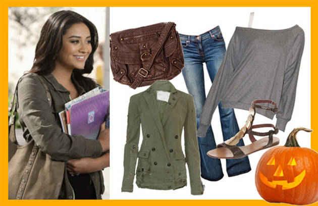How to Dress Like Emily Fields for Halloween