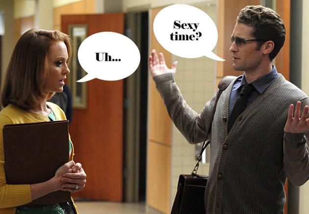Will Emma Lose Her Virginity in Glee Season 3?