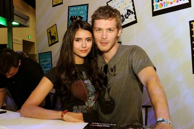 Set Your DVRs: The Vampire Diaries' Nina Dobrev and Joseph Morgan on KTLA
