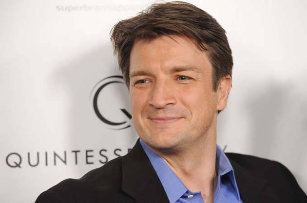 Why Was Nathan Fillion on the Set of Community?