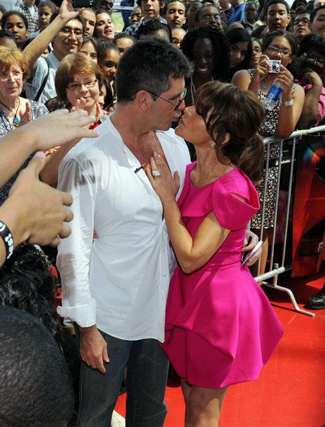 Are Simon Cowell and Paula Abdul Dating?