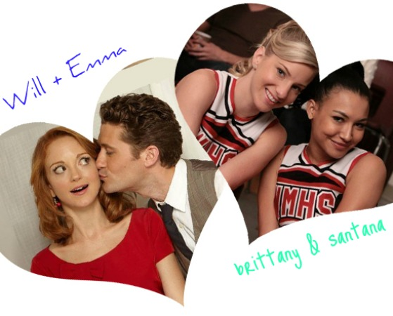 Which Is Your All-Time Favorite Glee Couple? The Final Two Face Off!