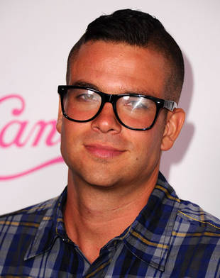 Glee's Mark Salling on Kissing Another Man's Wife