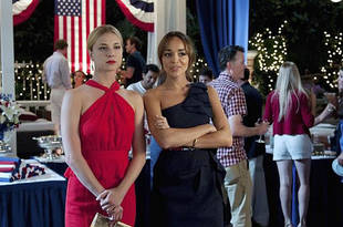 Exclusive! Revenge Star Ashley Madekwe Spills What's to Come in Season 1