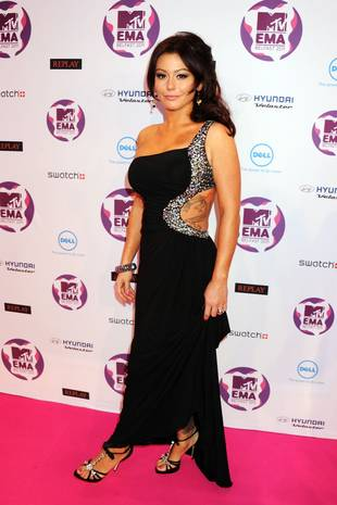Exclusive: JWOWW's Stylist Gives Us a Behind-the-Scenes Look at Her 2011 MTV EMAs Outfit